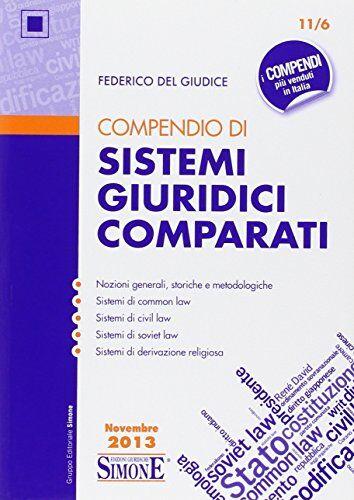 Federico Del Giudice Compendio di sistemi