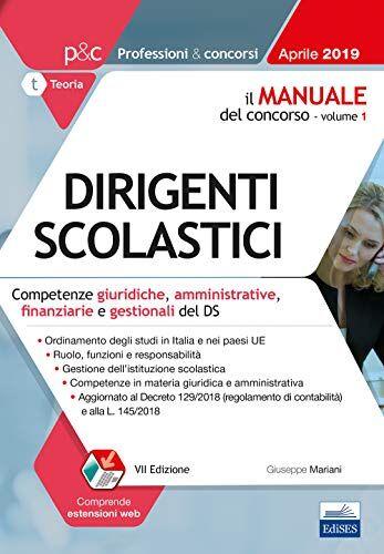 Giuseppe Mariani Il manuale del concorso per