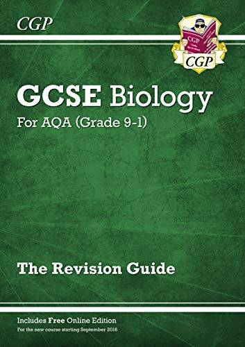 CGP Books Grade 9-1 GCSE Biology: AQA Revision