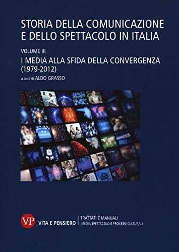 Storia della comunicazione e dello spettacolo