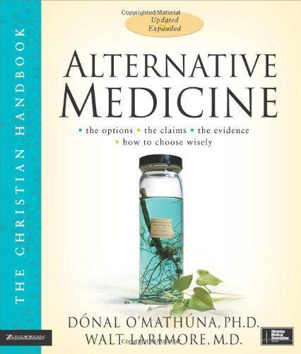 Donal O'Mathuna Alternative Medicine: The