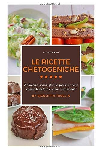 Nicoletta Truglia Fit with fun Le Ricette