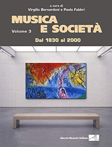 Musica e società: 3 ISBN:9788870968484