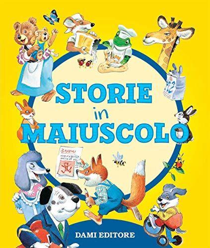 Storie in Maiuscolo ISBN:9788809885240