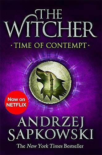 Andrzej Sapkowski Time of Contempt: Witcher 2