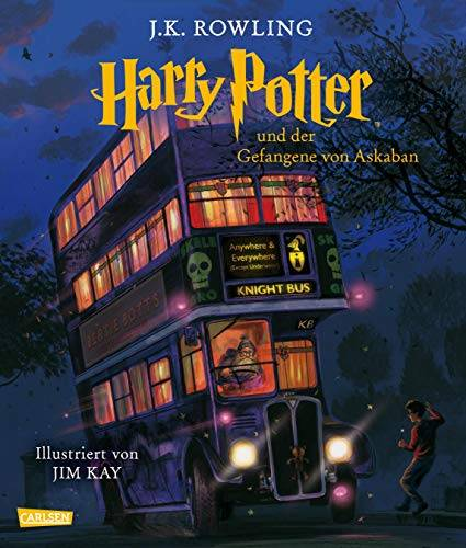 J. K. Rowling Harry Potter 3 und der Gefangene