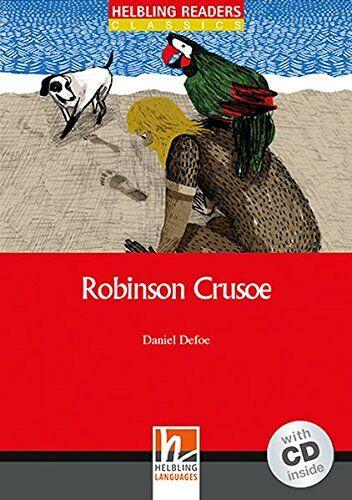 Daniel Defoe Helbling Readers Red. Level 2.