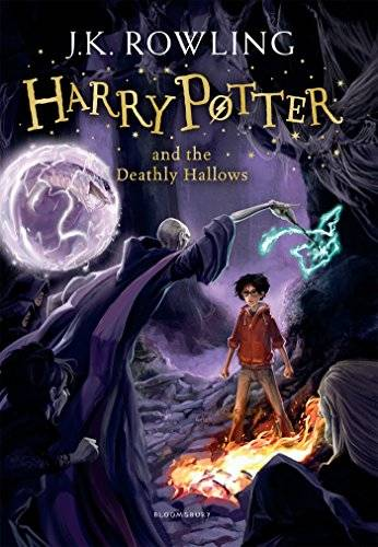 J.K. Rowling Harry Potter and the Deathly