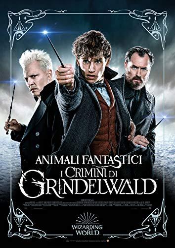 Poster Amazon Animali Fantastici 2