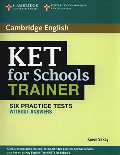 Karen Saxby KET for Schools Trainer Six