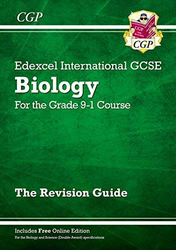 CGP Books New Grade 9-1 Edexcel International