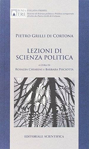 Pietro Grilli di Cortona Lezioni di scienza