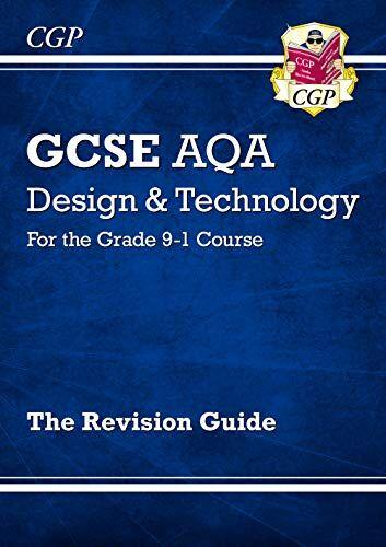 CGP Books New Grade 9-1 GCSE Design &