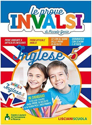 Aa.Vv Le Prove Invalsi Inglese ISBN:9788876274046
