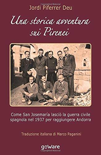 Jordi Piferrer Deu Una storica avventura sui