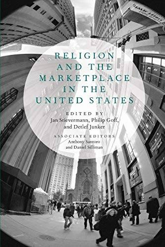 Religion and the Marketplace in the United