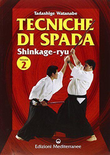 Tadashige Watanabe Tecniche di spada.