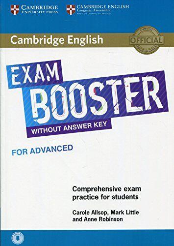 Allsop Cambridge English Exam Booster for