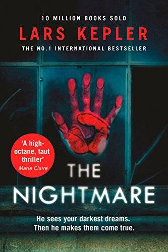 Lars Kepler The Nightmare (Joona Linna, Book