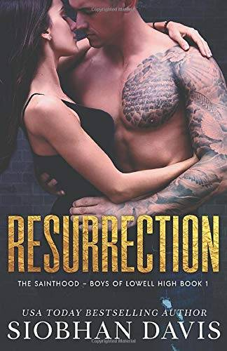 Siobhan Davis Resurrection: A Dark High School