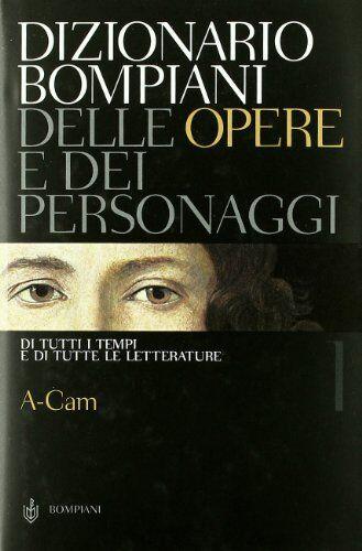 AA.VV. Dizionario Bompiani delle opere e dei