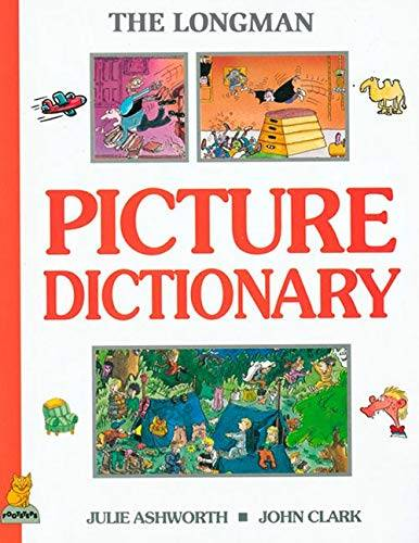 Julie Ashworth Longman Picture Dictionary