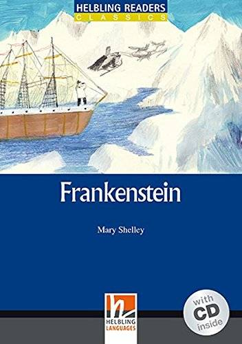 Mary Shelley Helbling Readers. Blue Series