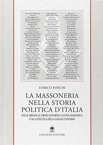 Enrico Foschi La massoneria nella storia
