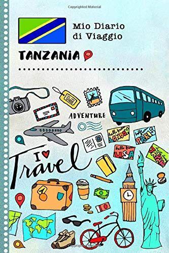 Stylesyndikat Tanzania Libri di Viaggio