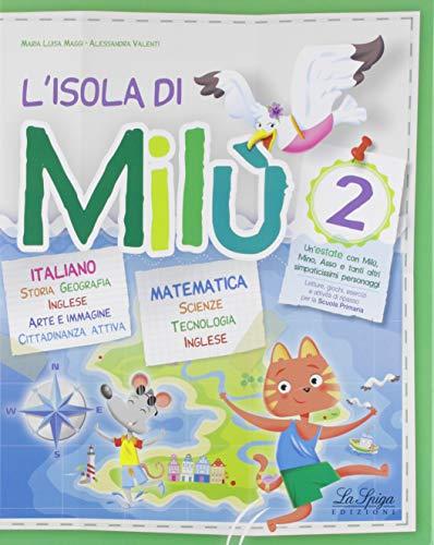 L'isola di Milù. Kit matematica + italiano.