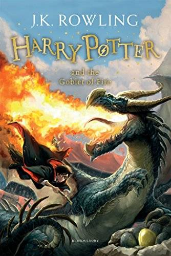 J.K. Rowling Harry Potter and the Goblet of