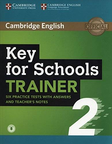Aa.Vv KET for schools trainer. Student's book