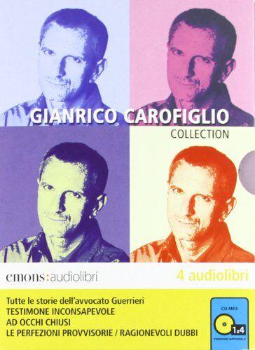 Gianrico Carofiglio Tutte le storie