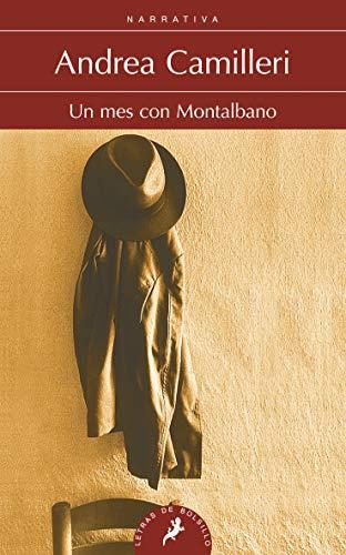 Andrea Camilleri Un mes con Montalbano / A