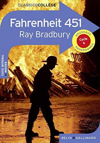 Fahrenheit 451 ISBN:9791035801823