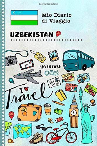 Stylesyndikat Uzbekistan Libri di Viaggio