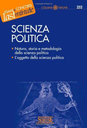 Scienza politica ISBN:9788824455947