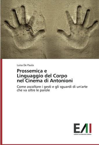 Luisa De Paula Prossemica e Linguaggio del