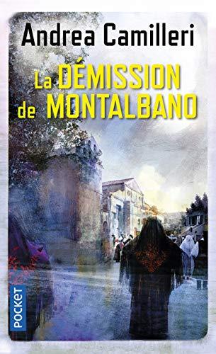 Andrea Camilleri La démission de Montalbano