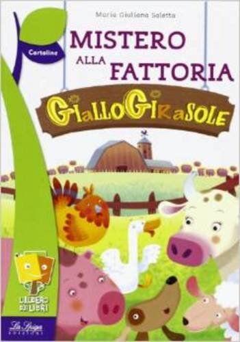 Maria Saletta Mistero alla fattoria
