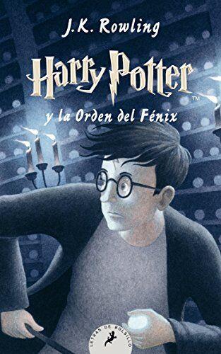 J. K. Rowling Harry Potter 5 y la orden del