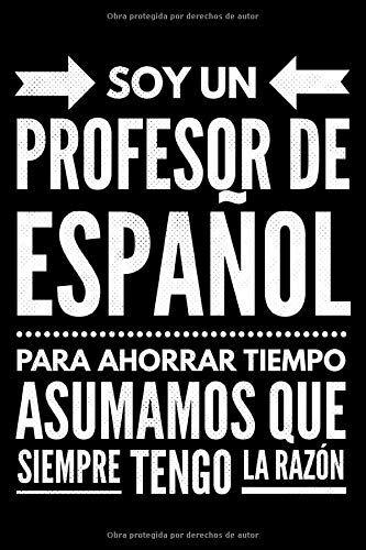 Humor Vibes Soy un profesor de español:
