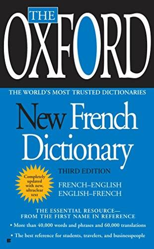 Oxford University Press The Oxford New French