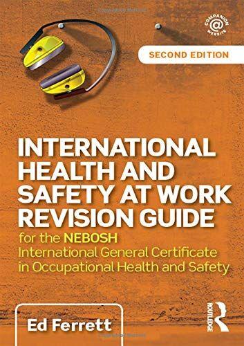 Ed Ferrett International Health and Safety at