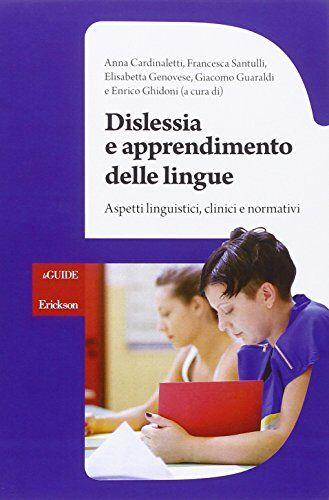 Giacomo Guaraldi Dislessia e apprendimento