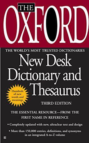 Oxford University Press The Oxford New Desk