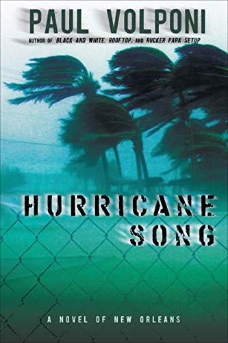 Paul Volponi Hurricane Song ISBN:9780142414187