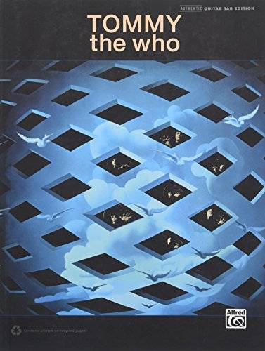 Alfred Pub Co. Tommy the who: Guitar Tab