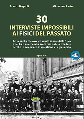 Franco Bagnoli 30 interviste impossibili ai