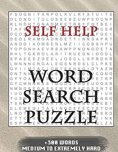 MOTZAWORD Puzzles Self Help WORD SEARCH PUZZLE